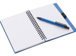 Записывайте вес в блокнот