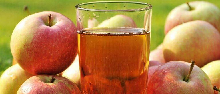 Яблочный сок2