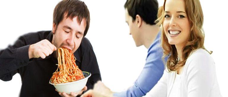 Кто хорошо ест, тот и работает