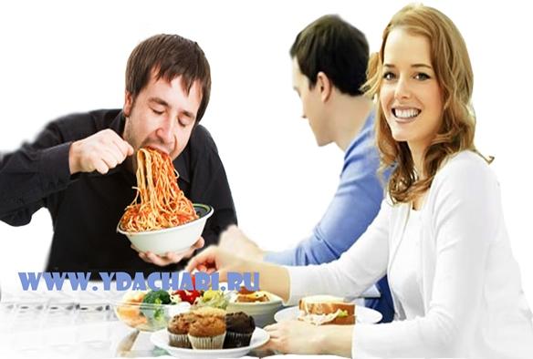 Кто хорошо ест, тот и работает1