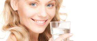 Можно ли пить минеральную воду