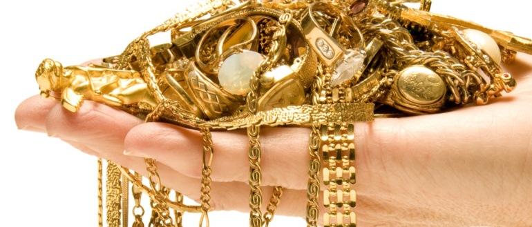 Полезные свойства золота