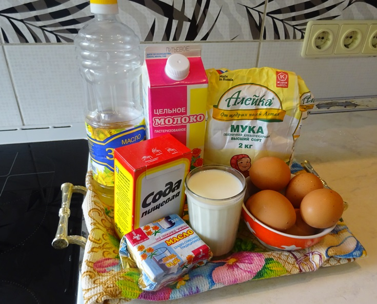 Omelet Products