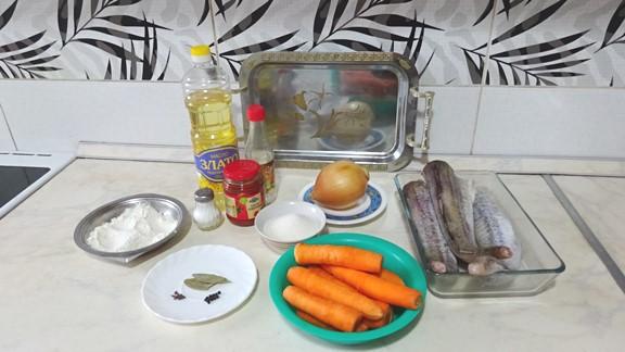 produkti-dlja-rybu-pod-marinadom